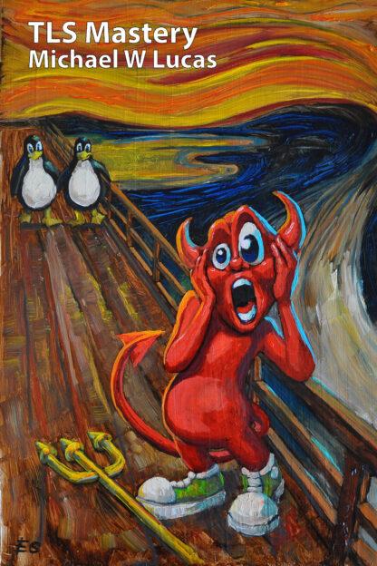 The Scream, with Beastie